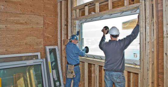Hartford window installation